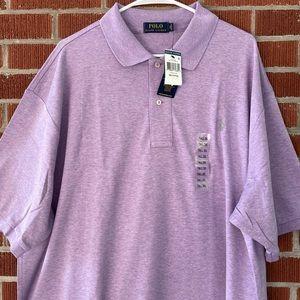 NWT Polo Ralph Lauren Classic Polo T-shirt 2XLT